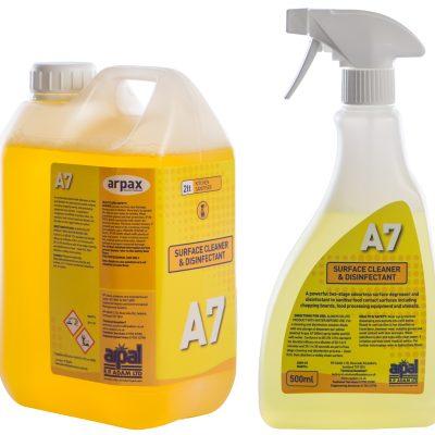 A7 2lt and Spray