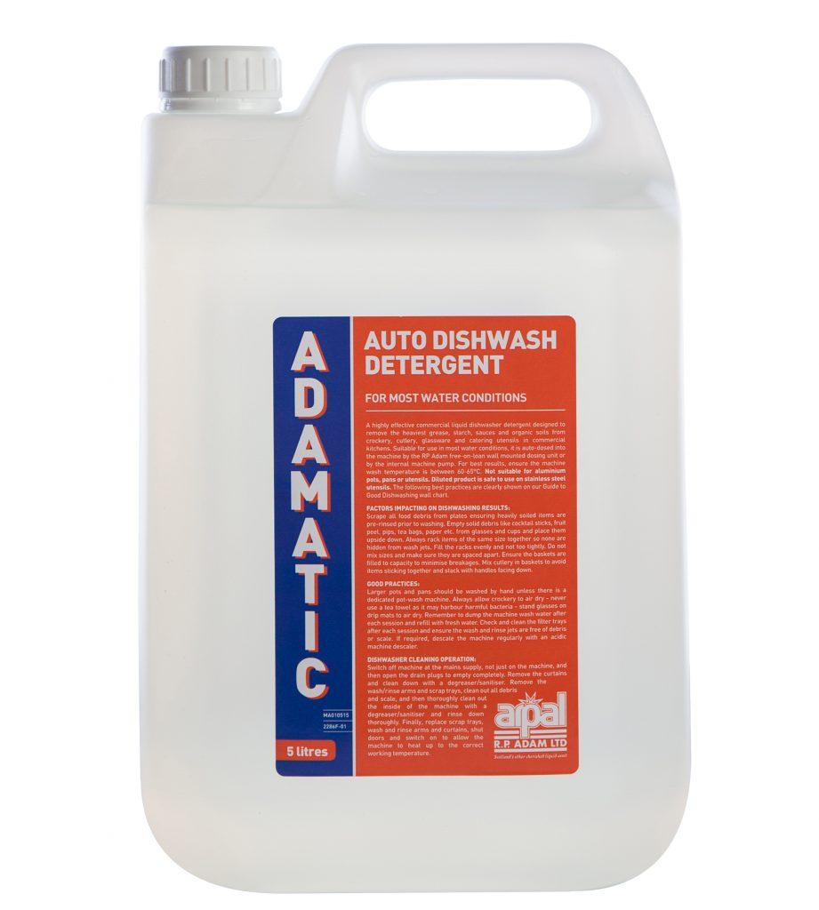 Adamatic Standard Rbr