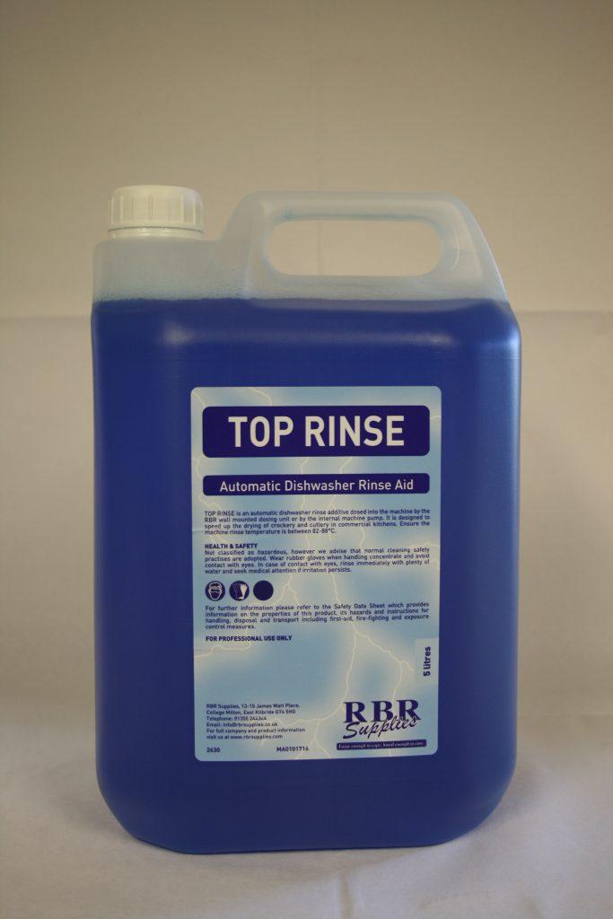 Top Rinse Rbr