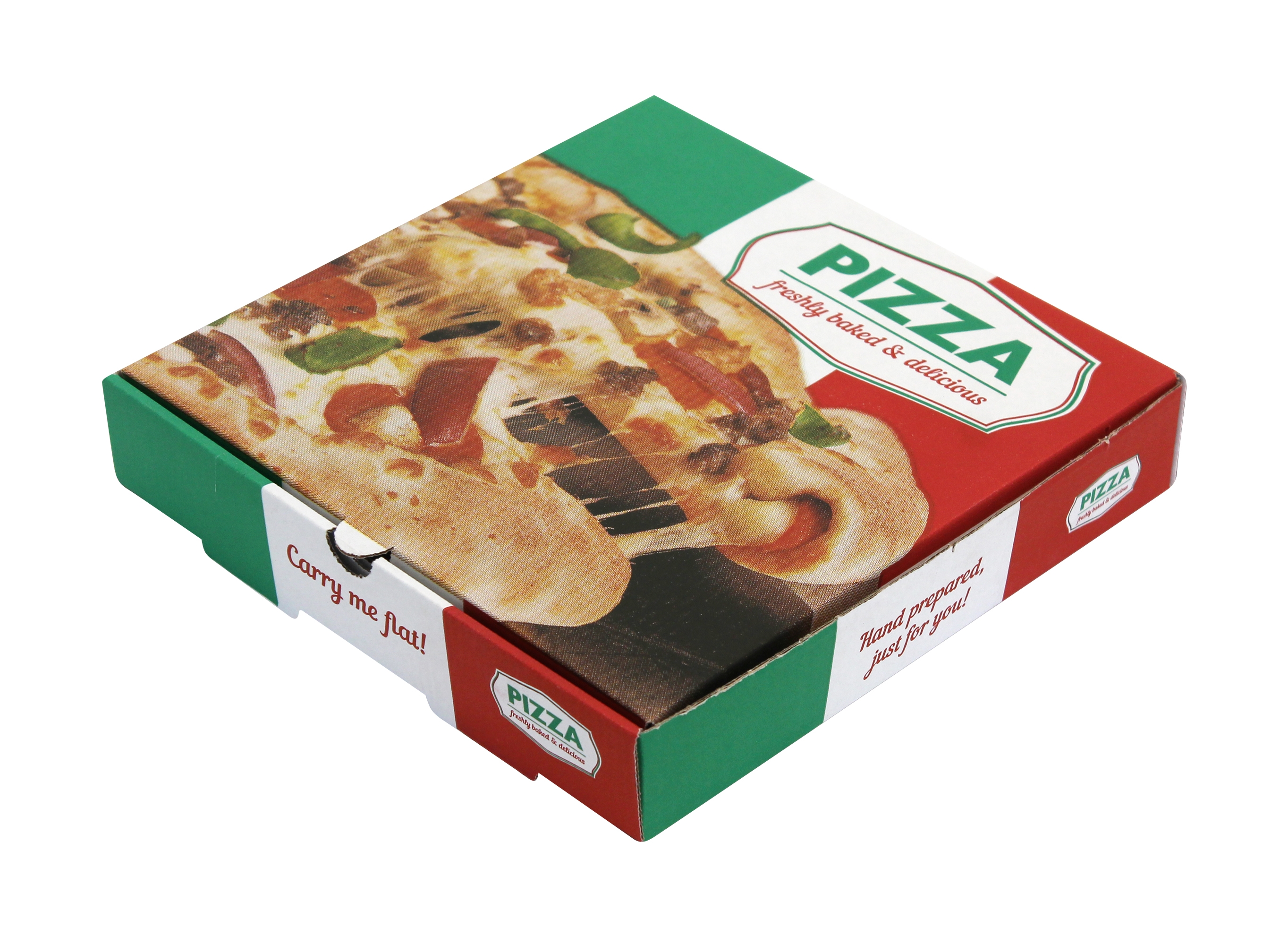 Pizza Boxes - RBR